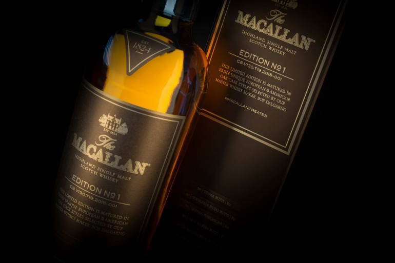 "виски ""The Macallan"""