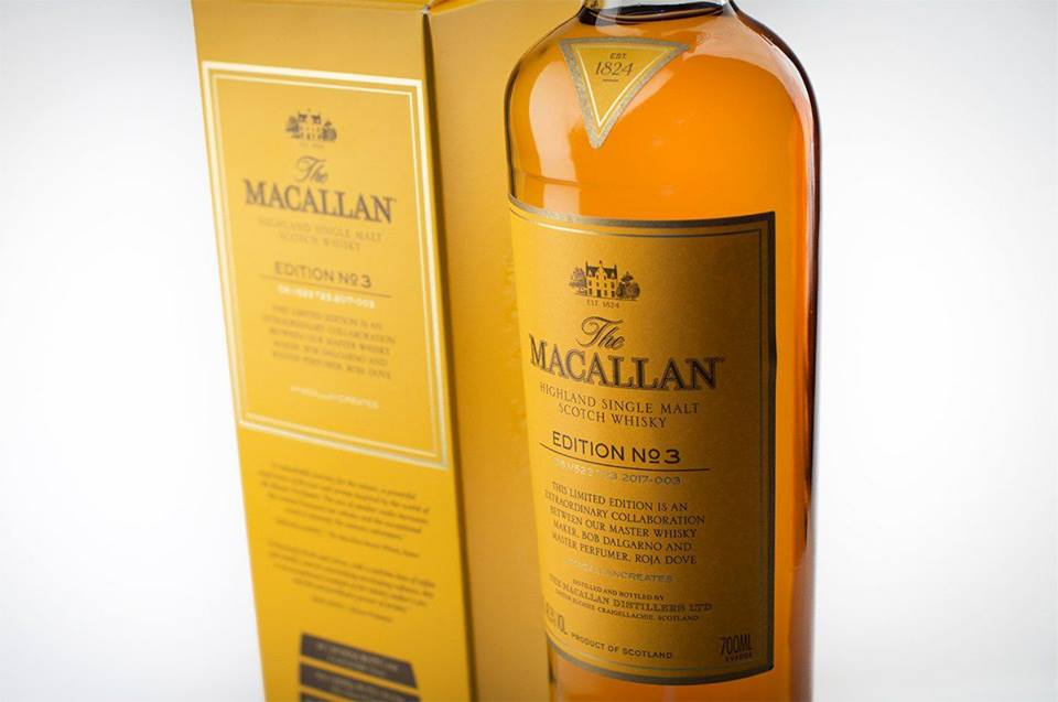 Виски Macallan Edition